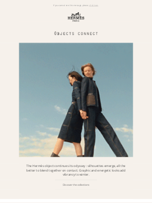 Hermes (UK) - Objects connect