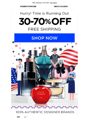 FragranceX - Time is running out on amazing deals for Crystal Noir