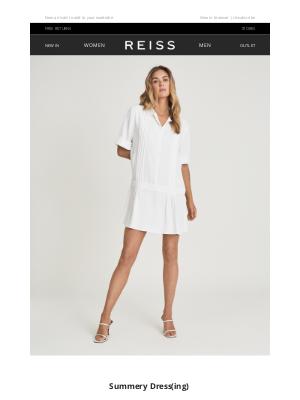 Reiss - This Summer's Dress Mood