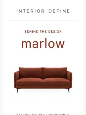 Interior Define - Behind the Design: Marlow