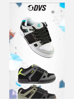 DVS Shoes - What are you waiting for?