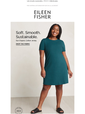 EILEEN FISHER - Our Cotton. Like No Other.
