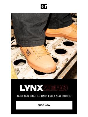 Roxy - JUST DROPPED: New Lynx Zero Color 👀