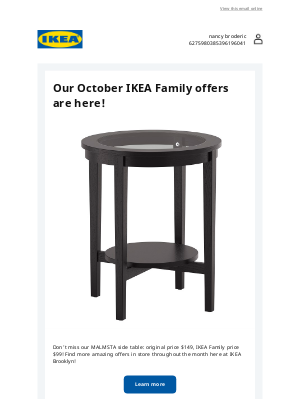 IKEA - Check out the latest events at IKEA Brooklyn, nancy!