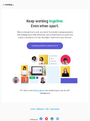 (remote) team management @Any Volunteer