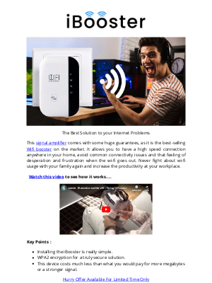 Kohl's - Get 300mbps wifi connection