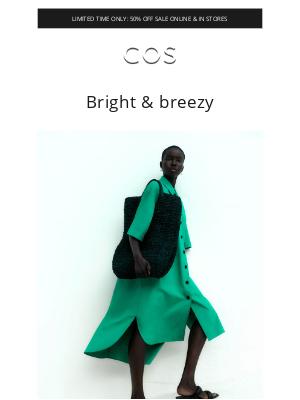 COS - Shop dresses & jumpsuits + 50% off all sale