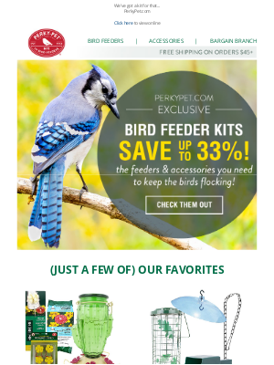 Perky Pet Feeders - Build Your Own Bird-Feeding Oasis