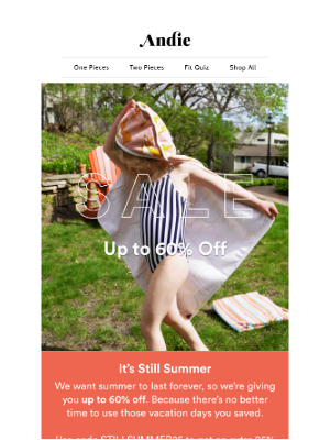 Andie - Staycation Suits up to 60% Off