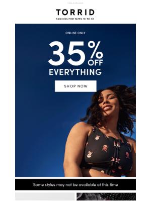 Torrid - Bertha, shop 35% off 🔥