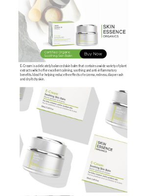 Beyond the Rack - Skin Essence Organic certified & Vegan friendly 🌿