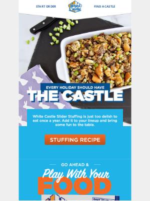 White Castle - White Castle for Easter🐰