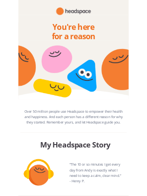 Headspace - Where will Headspace take you?