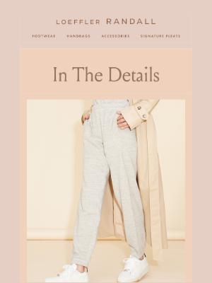 Loeffler Randall - Meet Keira, Our Brand New Sneaker