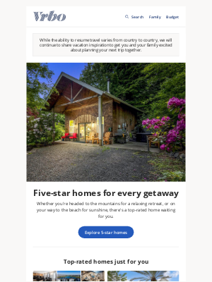 VRBO - What's missing from your next vacation?