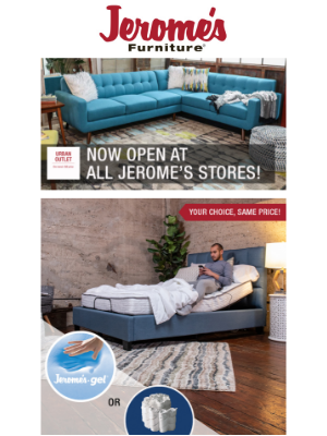 Jerome S Furniture Email Marketing Strategy Mailcharts