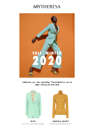 My Theresa (UK) - Fall/Winter 2020 is here