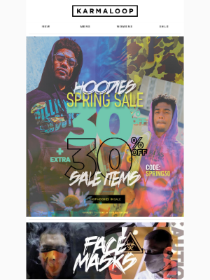 30% Off Hoodies From Billionaire Boys Club, Champion & MORE!