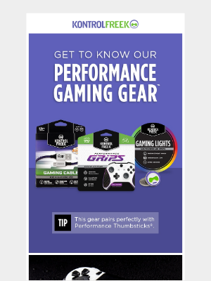 KontrolFreek - Get To Know Our Performance Gaming Gear