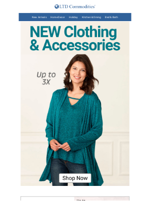 LTD Commodities - NEW Clothing Styles For Fall
