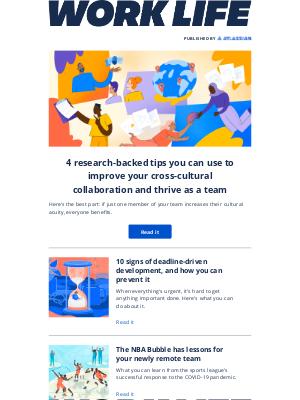 Atlassian - Cross-cultural collaboration ain't just alliteration