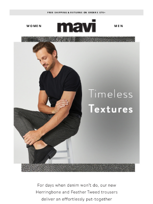 Mavi - Timeless Textures