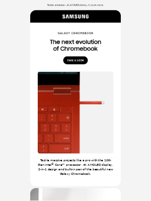 Kimberly, is the new Chromebook the PC you've been asking for?