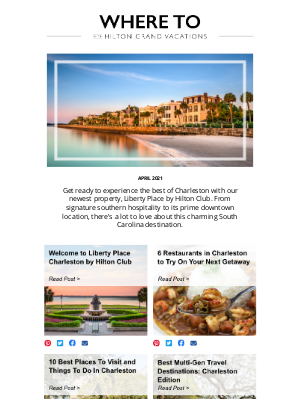 Hilton Hotels & Resorts - Discover A New Place To Vacation In South Carolina