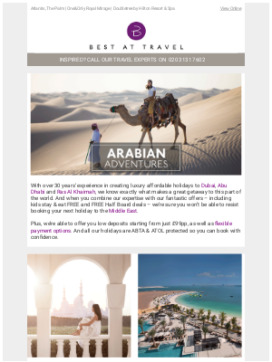 Your Next Destination: Dubai, Abu Dhabi & Ras Al Khaimah 🐪🌴