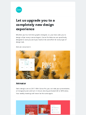 Canva - Unlock your access to the best design tools