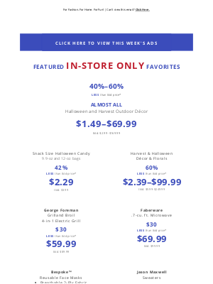 Boscov's - We Got It In Stock and on Sale