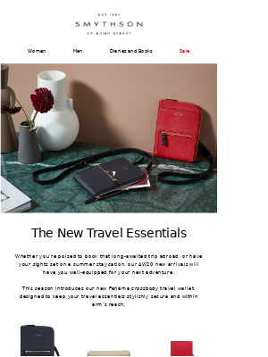 The New Travel Essentials