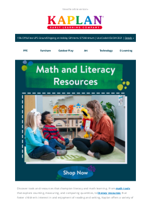 Kaplan Early Learning - Laura, Do You Need Tools to Support Math and Literacy Learning?