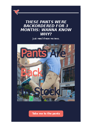Birddogs Shorts - These Pants Were Backordered For 3 Months