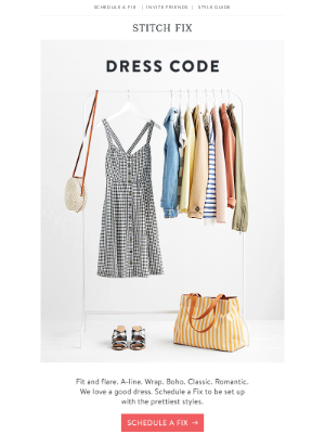 Summer Dresses Are Here