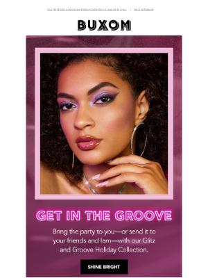 Buxom - Follow the call of the disco ball ✨🕺🏽