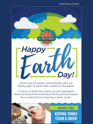 🌎 Happy Earth Day!