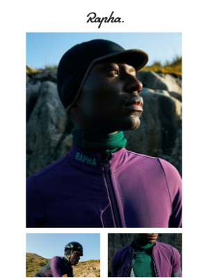 Rapha - Winter training with the new Pro Team collection
