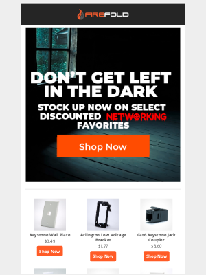 FireFold - SALE on everything you need for your next install.