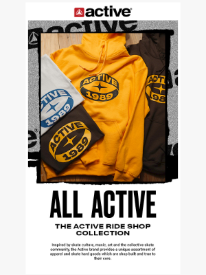 Active Ride Shop - The Active Ride Shop Collection