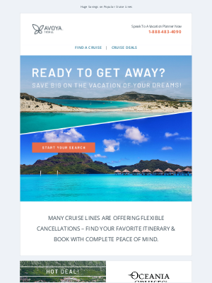 Uniworld Boutique River Cruise Collection - 2-for-1 Luxury Cruise Fares, Free Double Upgrades, & More