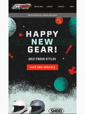 RevZilla - Happy New Gear!