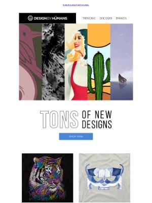 DesignByHumans - New Discover Picks For You!