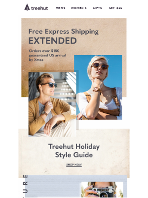 Last-minute Handmade Cool Gift Guide. Free Express Shipping Extended
