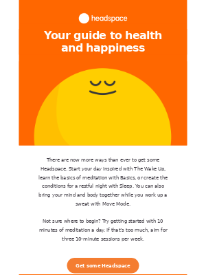 Headspace - Mindfulness for your everyday life