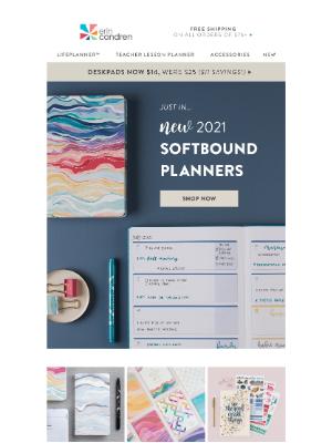 Erin Condren - Get Started on Planning for 2021
