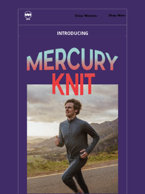 Janji - Mercury Knit is Here!