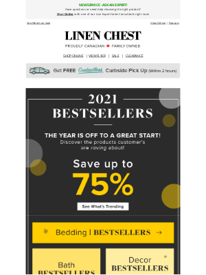 Linen Chest - Shop B E S T S E L L E R S by Category >> Save up to 75%