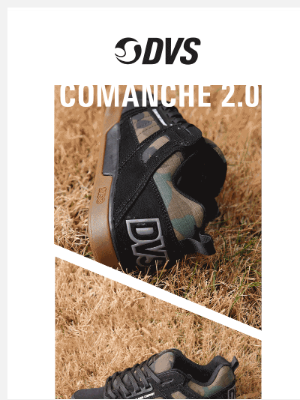 DVS Shoes - NOW YOU SEE IT... NOW YOU DON'T!!
