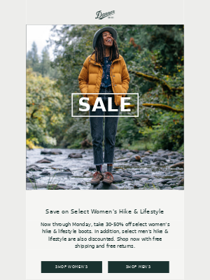Danner - Save on Women's Hike & Lifestyle